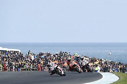 MotoGP Phillip Island: Si no te gusta el tiempo, espera cinco minutos