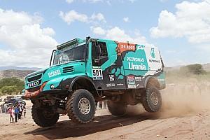 Dakar Nieuws Wuf van Ginkel met Team de Rooy naar Dakar Rally 2017