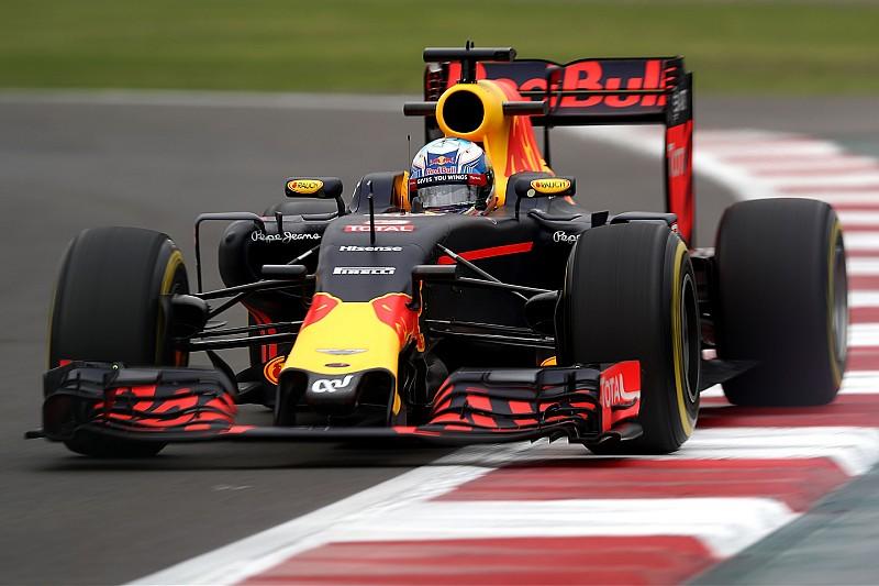 Formel 1 in Mexiko: Red Bull Racing auf Supersoft-Reifen zu langsam