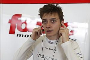 Формула V8 3.5 Комментарий Делетраз оштрафован и утратил лидерство в Формуле 3.5