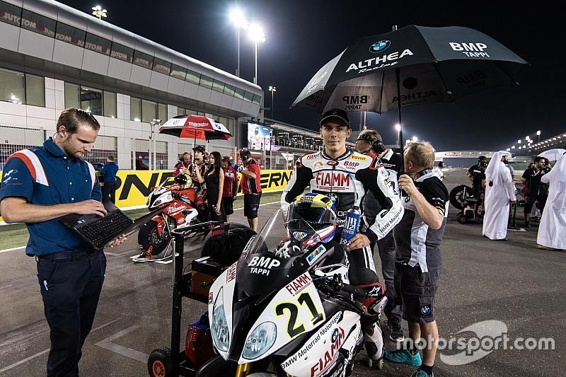 Markus Reiterberger: Froh, erstmal nichts von Racing zu hören