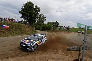 WRC Новость В WRC отменят правило