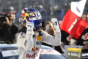 DTM News DTM-Champion Marco Wittmann im Stress: Ruhe erst ab Weihnachten