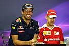 【F1】リカルド「フェラーリは訴えを取り下げるべき」
