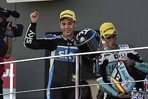 Moto3 Intervista Migno: