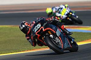 MotoGP Testbericht MotoGP-Test Valencia: Maverick Vinales debütiert bei Yamaha mit Tagesbestzeit
