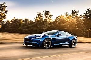 Automotive Nieuws Aston Martin Vanquish S krijgt brute V12 met 580 pk