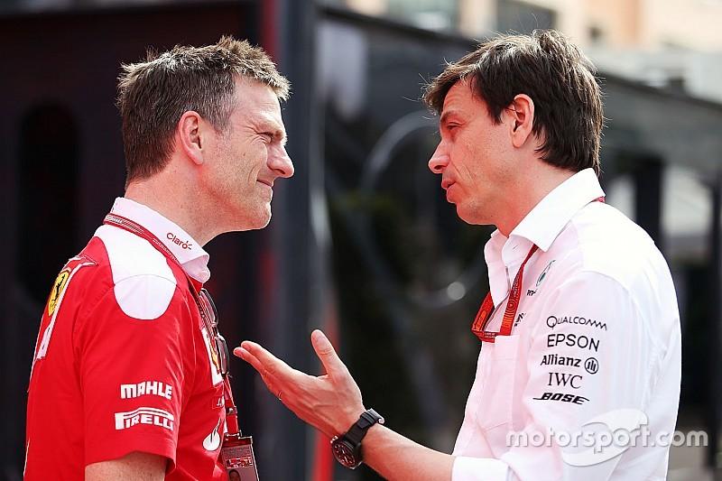 【F1】メルセデス、ロウとの関係悪化でジェームス・アリソンに接近か?