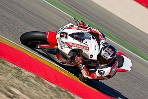 WSBK Réactions Stefan Bradl a essayé pour la première fois sa Honda WSBK