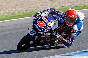 Moto3 Test Fabio Di Giannantonio comanda la seconda giornata di test a Jerez