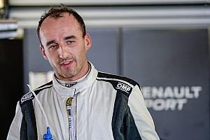 WEC Actualités Kubica va faire un test en LMP1