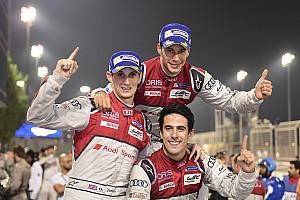 WEC Raceverslag WEC Bahrein: Audi neemt afscheid met dubbelzege, Porsche kampioen