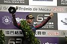 Formule 3 Félix da Costa, vainqueur à Macao -