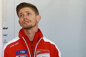 MotoGP Últimas notícias Lorenzo quer maior participação de Stoner na Ducati