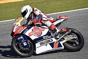 Moto2 Ultime notizie Lussazione di una spalla per Jorge Navarro nei test di Valencia