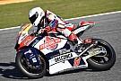 Moto2 Lussazione di una spalla per Jorge Navarro nei test di Valencia