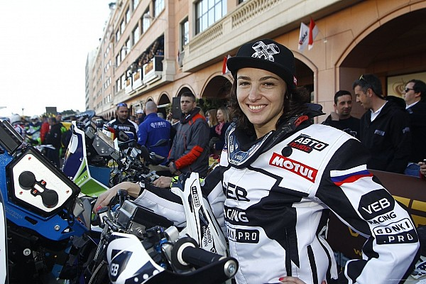 Dakar Breaking news Russian rider suspended over doping ahead of Dakar debut