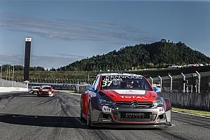 WTCC Preview Derniers tours de piste pour Citroën et Lopez en WTCC à Losail
