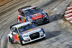 World Rallycross Preview EKS face à Peugeot-Hansen, l'enjeu de la finale