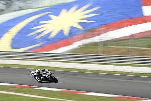 MotoGP Репортаж з тестів Приватні тести Yamaha на Сепангу: Россі і Віньялес задоволені M1 2017 року