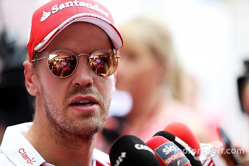 【F1アブダビGP】ベッテル「満足いくシーズンではないけど、最後まで戦う」