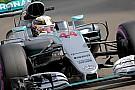 【F1アブダビGP】FP2:トップタイムはハミルトン。磐石のロングランペースを発揮