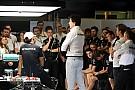 """【F1】ウルフ「メカニック交換は人材育成的に重要だった。何の""""陰謀""""もない」"""