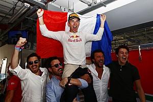 GP2 Reporte de la carrera GP2: Gasly es el nuevo Campeón