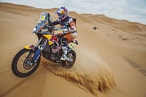 Dakar Noticias de última hora El campeón del Dakar, Toby Price, renueva con KTM hasta 2019