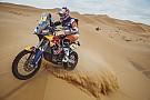 Dakar El campeón del Dakar, Toby Price, renueva con KTM hasta 2019