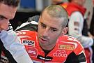 WSBK Ducati: Melandri si è infortunato a un menisco giocando una partita di calcio