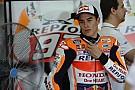MotoGP Marc Marquez ging gebukt onder de druk: