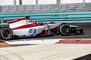 GP2 Reporte de pruebas GP2: Albon fue el más rápido en el primer test de Juncadella con Campos
