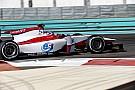 GP2 GP2: Albon fue el más rápido en el primer test de Juncadella con Campos