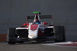 GP3 Test Test Abu Dhabi, Day 3: Russell rifila mezzo secondo agli inseguitori