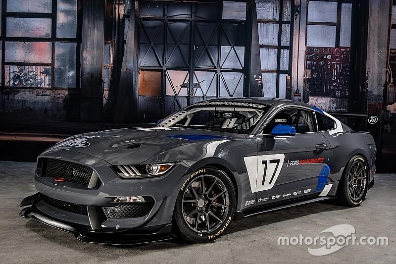 La Mustang Pour Remplacer La Ford Falcon En 2018