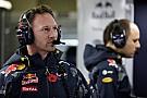 Red Bull 2016'da ilk 5'e girememekten korkmuş