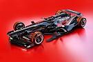 Galería: Fantasy F1 2030 McLaren y Toro Rosso