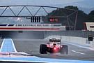 Formule 1 Grand Prix van Frankrijk gebruikt chicane op Paul Ricard