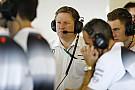 Brown, McLaren'a isim sponsoru bulmayı hedefliyor