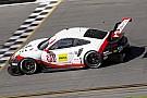 IMSA Porsche startet