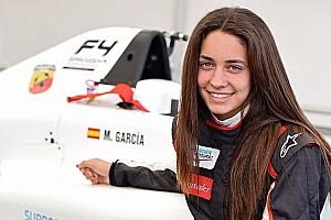 Формула 4 Интервью Марта Гарсия. Девушка, которая способна добраться до Ф1