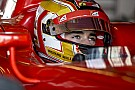 GP3 Charles Leclerc ha iniziato lo sviluppo del DRS per la GP3
