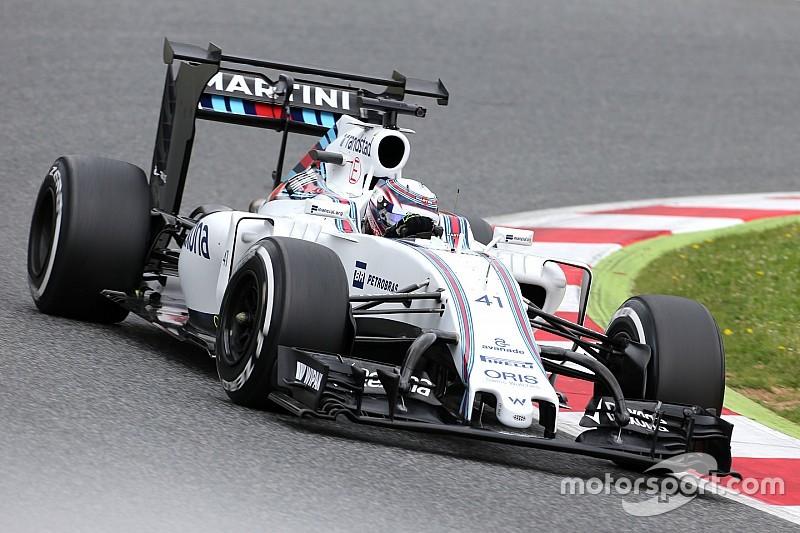 【F1】ボッタス「2017年マシンは速いが、ドライブに大差はない」