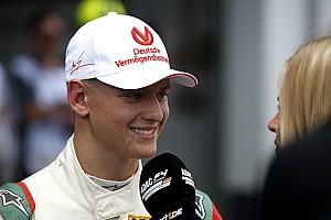 F3 Europe Últimas notícias Ecclestone quer filho de Schumacher na F1 em breve