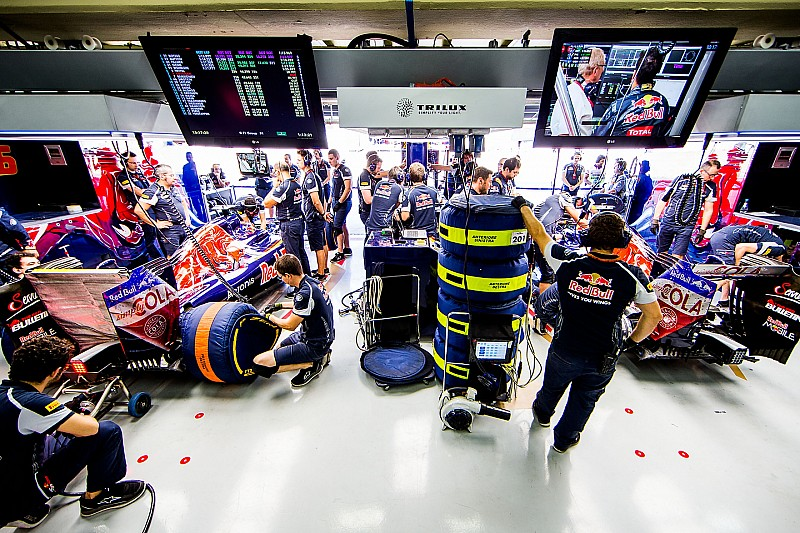 【F1】トロロッソ、1ヶ月間24時間体勢のフル回転でマシン制作へ