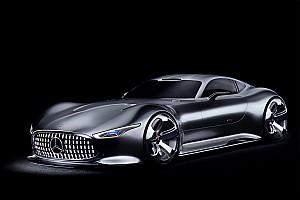 Automotive Nieuws Mercedes bevestigt: hybride hypercar beschikt over 1.000 pk
