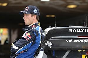 WRC News Sebastien Ogier: Unfall beim Test für die Rallye Monte Carlo