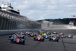IndyCar Новость IndyCar продлила соглашение с Dallara