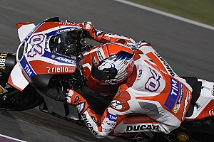 MotoGP Últimas notícias Ducati: não há pressão para vencer GP do Catar